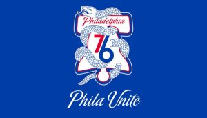 Phila Unite : Slogan des Philadelphia Sixers pour les Playoffs NBA 2019