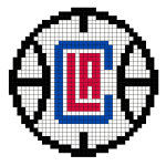 Logo de la franchise NBA des Los Angeles Clippers