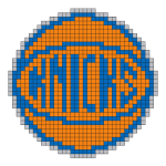 Logo de la franchise NBA des New York Knicks