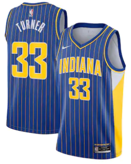 Maillot Nike City Edition 2021 des Indiana Pacers
