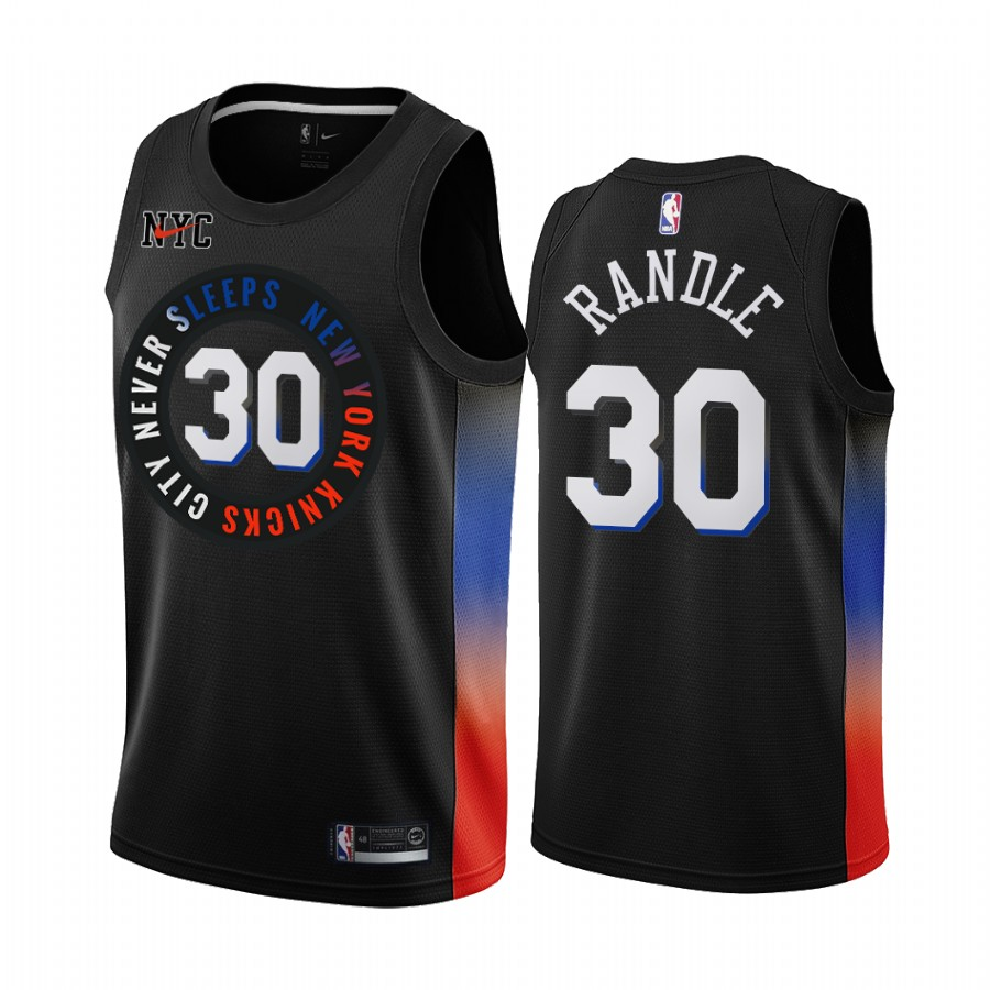 Maillot Nike City Edition 2021 des New York Knicks