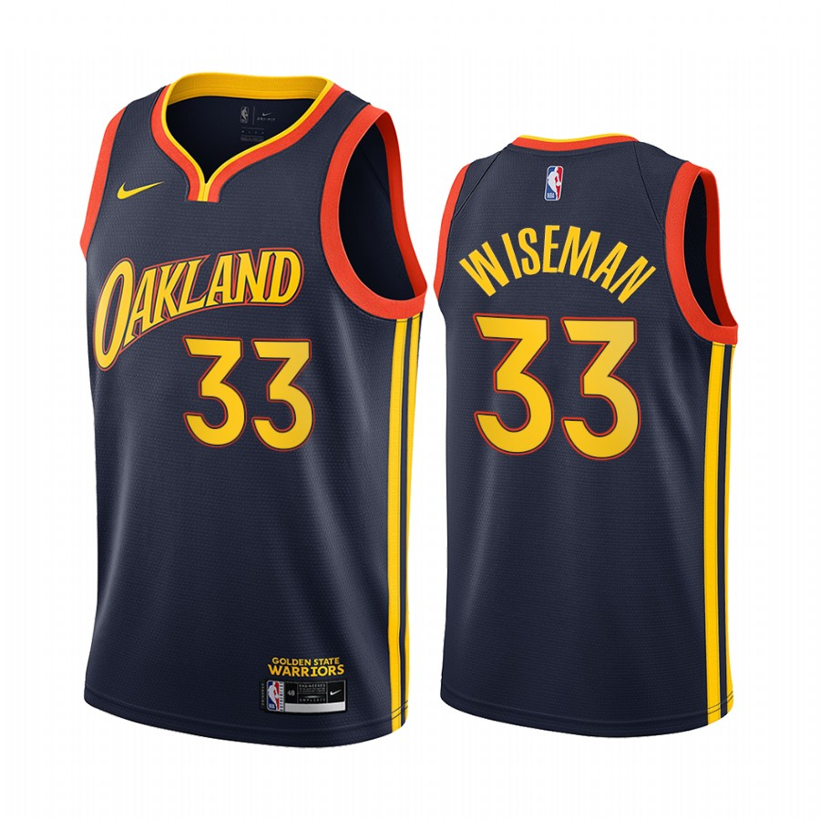 Maillot Nike City Edition 2021 des Golden State Warriors